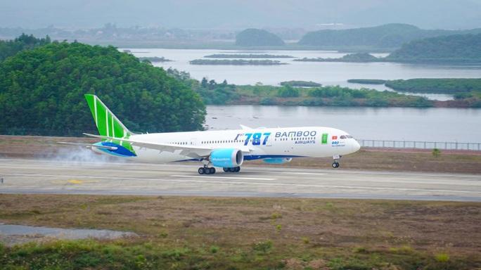 Siêu máy bay Boeing 787-9 Dreamliner mới nhận của Bamboo Airways sẽ bay đường bay nào? - Ảnh 8.