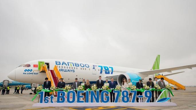 Siêu máy bay Boeing 787-9 Dreamliner mới nhận của Bamboo Airways sẽ bay đường bay nào? - Ảnh 5.