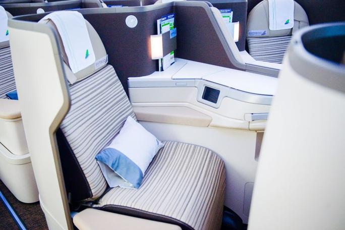 Siêu máy bay Boeing 787-9 Dreamliner mới nhận của Bamboo Airways sẽ bay đường bay nào? - Ảnh 10.