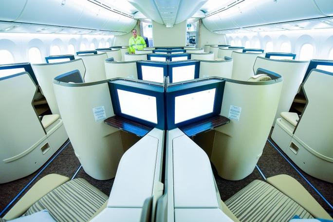 Siêu máy bay Boeing 787-9 Dreamliner mới nhận của Bamboo Airways sẽ bay đường bay nào? - Ảnh 11.