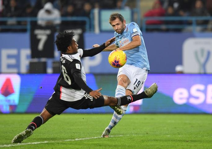 Juventus thua Siêu cúp Ý, Ronaldo vuột chiếc cúp thứ 30 trong sự nghiệp - Ảnh 5.