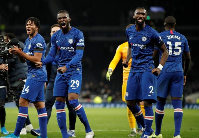 Son Heung-min bị đuổi, Tottenham gục ngã trận derby sân nhà trước Chelsea - Ảnh 7.