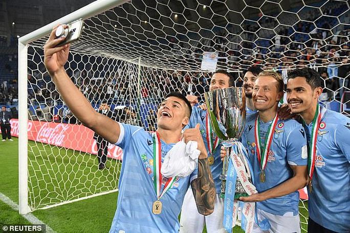 Juventus thua Siêu cúp Ý, Ronaldo vuột chiếc cúp thứ 30 trong sự nghiệp - Ảnh 9.