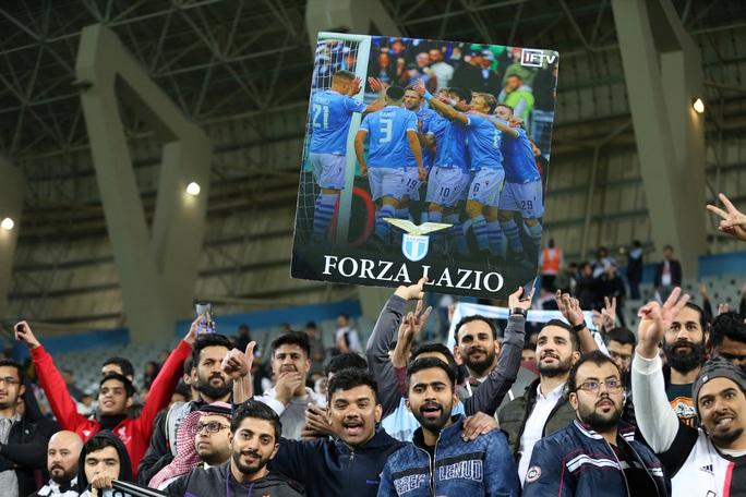 Juventus thua Siêu cúp Ý, Ronaldo vuột chiếc cúp thứ 30 trong sự nghiệp - Ảnh 10.