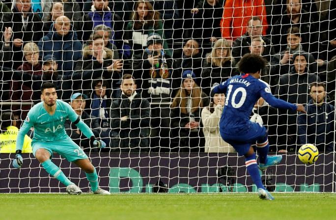 Son Heung-min bị đuổi, Tottenham gục ngã trận derby sân nhà trước Chelsea - Ảnh 6.