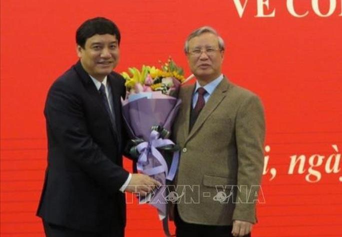 Bộ Chính trị điều động, phân công Bí thư Nghệ An làm Phó Chánh Văn phòng Trung ương Đảng - Ảnh 1.
