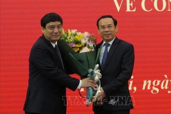 Bộ Chính trị điều động, phân công Bí thư Nghệ An làm Phó Chánh Văn phòng Trung ương Đảng - Ảnh 3.