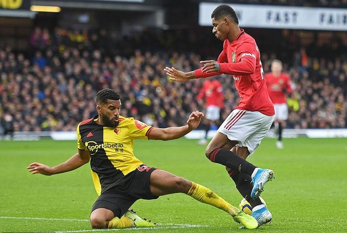 Paul Pogba tái xuất, Man United thua tan tác trước Watford - Ảnh 2.