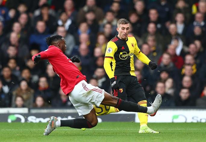 Paul Pogba tái xuất, Man United thua tan tác trước Watford - Ảnh 7.