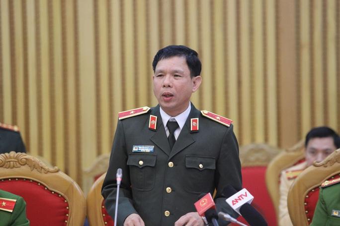 Bộ Công an: Lãnh đạo đội CSGT ở Đồng Nai có can thiệp cho phương tiện vi phạm - Ảnh 1.