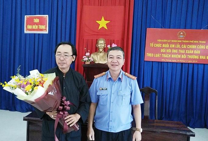 Khánh Hòa: Sau 18 năm hàm oan mới được xin lỗi công khai - Ảnh 2.