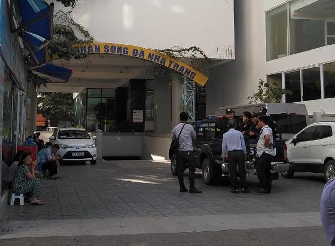 Nguyên giám đốc Công ty CP Sông Đà Nha Trang bị bắt - Ảnh 1.