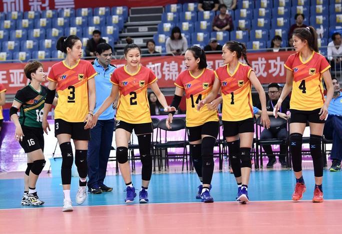 Vòng 2 Giải vô địch bóng chuyền quốc gia 2019: VTV Bình Điền Long An mơ hat-trick - Ảnh 1.