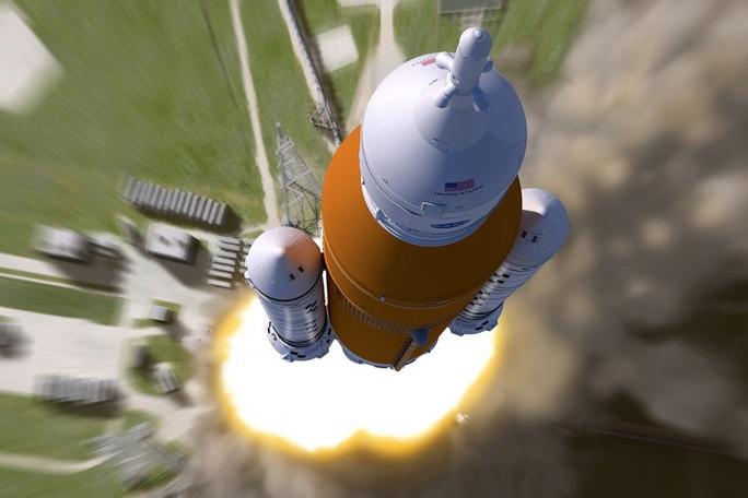 Tráo thép nội địa Mỹ bằng thép Trung Quốc, nhà thầu NASA bị bắt tại trận - Ảnh 1.