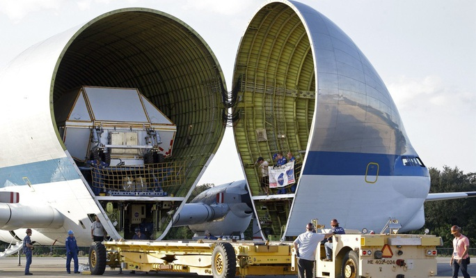 Tráo thép nội địa Mỹ bằng thép Trung Quốc, nhà thầu NASA bị bắt tại trận - Ảnh 2.