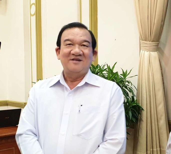 Đề nghị kỷ luật ông Trần Ngọc Sơn, Phó giám đốc Sở LĐ-TB-XH TP HCM  - Ảnh 1.