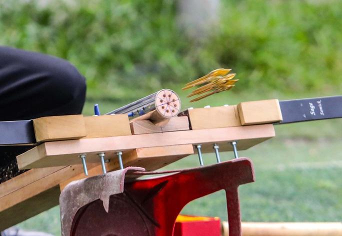 Cận cảnh Nỏ thần An Dương Vương hoạt động giống tên lửa container - Ảnh 7.
