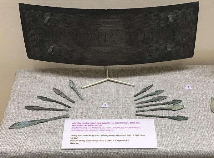 Cận cảnh Nỏ thần An Dương Vương hoạt động giống tên lửa container - Ảnh 16.