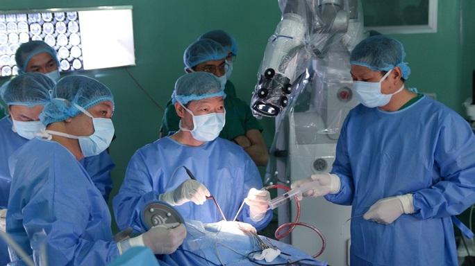 Công bố 10 kỹ thuật y khoa mới sử dụng tại TP HCM - Ảnh 1.
