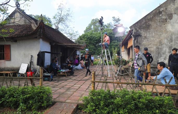 Hé lộ cảnh quay tuyệt đẹp trong phim về đại thi hào Nguyễn Du - Ảnh 8.