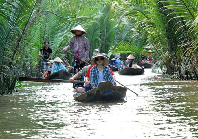 Du lịch Việt Nam tăng trưởng thần kỳ - Ảnh 1.