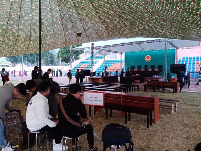 Xét xử lưu động vụ án vụ án nữ sinh giao gà ở Điện Biên bị hiếp dâm, sát hại - Ảnh 8.