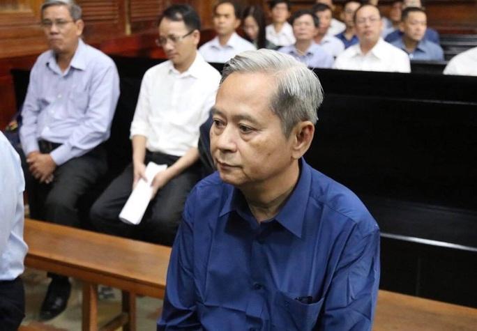 Bị cáo Nguyễn Hữu Tín: Tôi biết tôi sai rồi! - Ảnh 1.