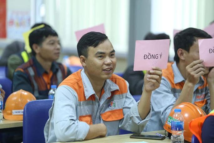 Truyền thông cho công nhân về HIV - Ảnh 1.