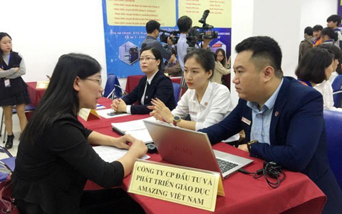 Gần 6.700 chỉ tiêu tuyển dụng tại phiên giao dịch việc làm online - Ảnh 1.