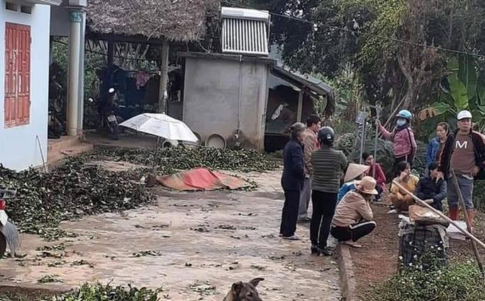 Thảm sát kinh hoàng ở Thái Nguyên, 5 người chết, 1 người bị thương - Ảnh 1.