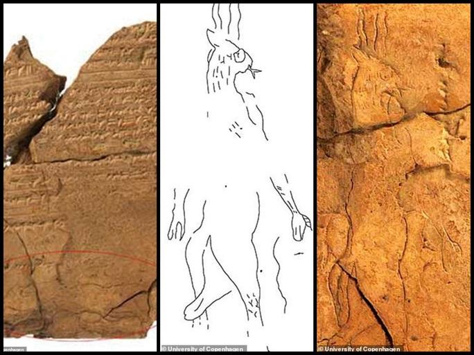 Bí ẩn con quỷ 2.700 tuổi khiến nhiều người lăn ra co giật - Ảnh 1.