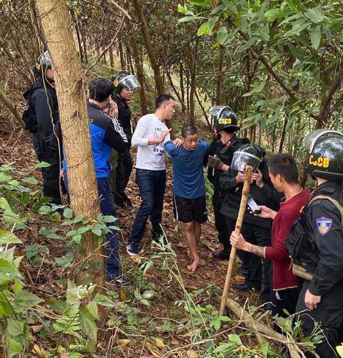 Đã bắt nghi phạm thảm sát kinh hoàng 5 người chết, 1 người bị thương ở Thái Nguyên - Ảnh 1.