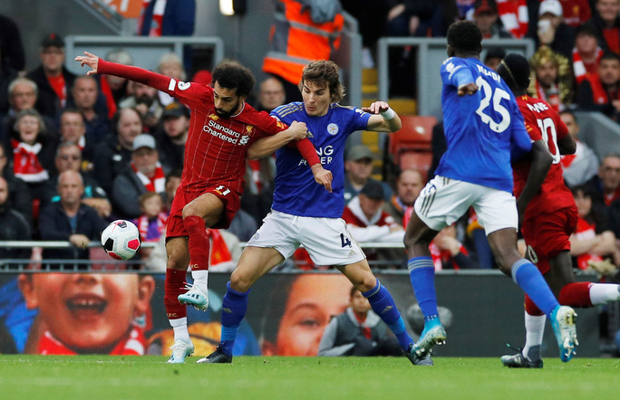Leicester - Liverpool: Đại chiến Boxing Day - Ảnh 1.