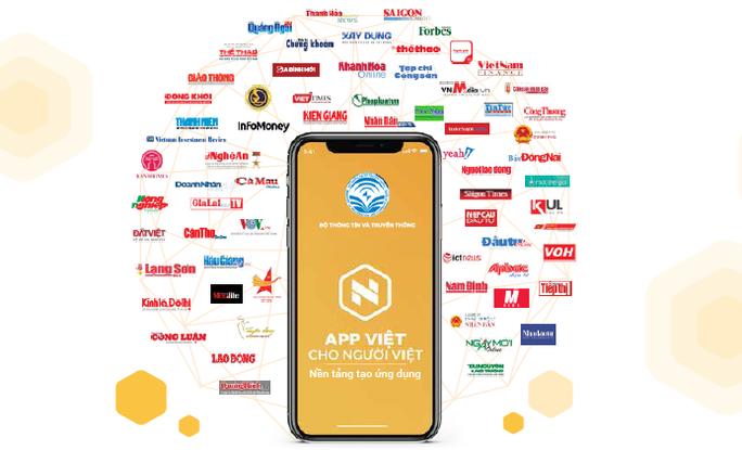 Appnews Việt Nam, sạp báo số thời 4.0 - Ảnh 2.