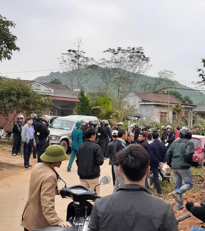 Thảm sát kinh hoàng ở Thái Nguyên, 5 người chết, 1 người bị thương - Ảnh 3.