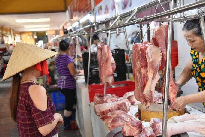 Tiêu thụ thịt heo dịp Tết tăng cao, sẽ nhập khẩu 100.000 tấn - Ảnh 1.