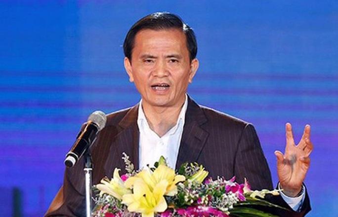 Cựu Phó chủ tịch tỉnh Thanh Hóa Ngô Văn Tuấn xin chuyển công tác - Ảnh 1.