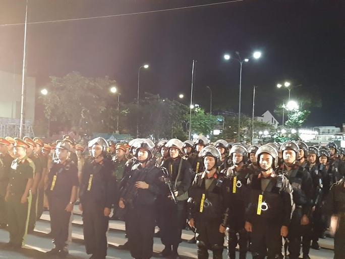 Vì sao Bộ Công an điều động 400 cảnh sát cơ động về Đồng Nai? - Ảnh 1.