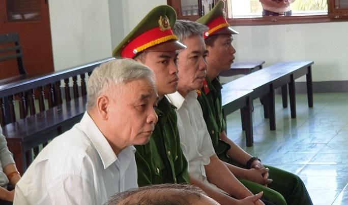 Cựu chánh án Phú Yên đối diện mức án 15 năm 6 tháng - 16 năm tù về tội tham ô - Ảnh 4.