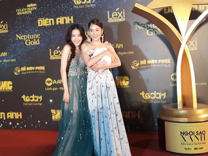 Hai Phượng Ngô Thanh Vân được vinh danh tại Ngôi sao xanh   - Ảnh 5.