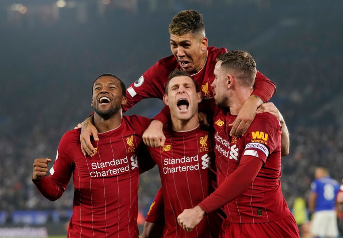 Leicester tặng quà, Liverpool giành ngôi vô địch mùa Đông - Ảnh 9.