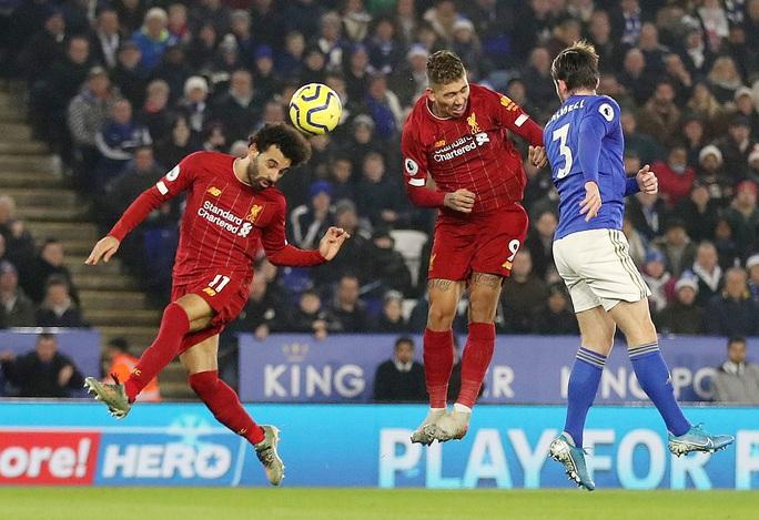 Leicester tặng quà, Liverpool giành ngôi vô địch mùa Đông - Ảnh 3.