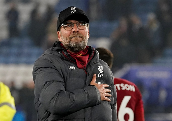 Leicester tặng quà, Liverpool giành ngôi vô địch mùa Đông - Ảnh 7.