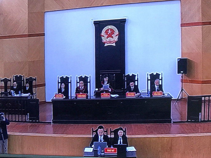 Nguyễn Bắc Son bị tuyên phạt án chung thân - Ảnh 3.