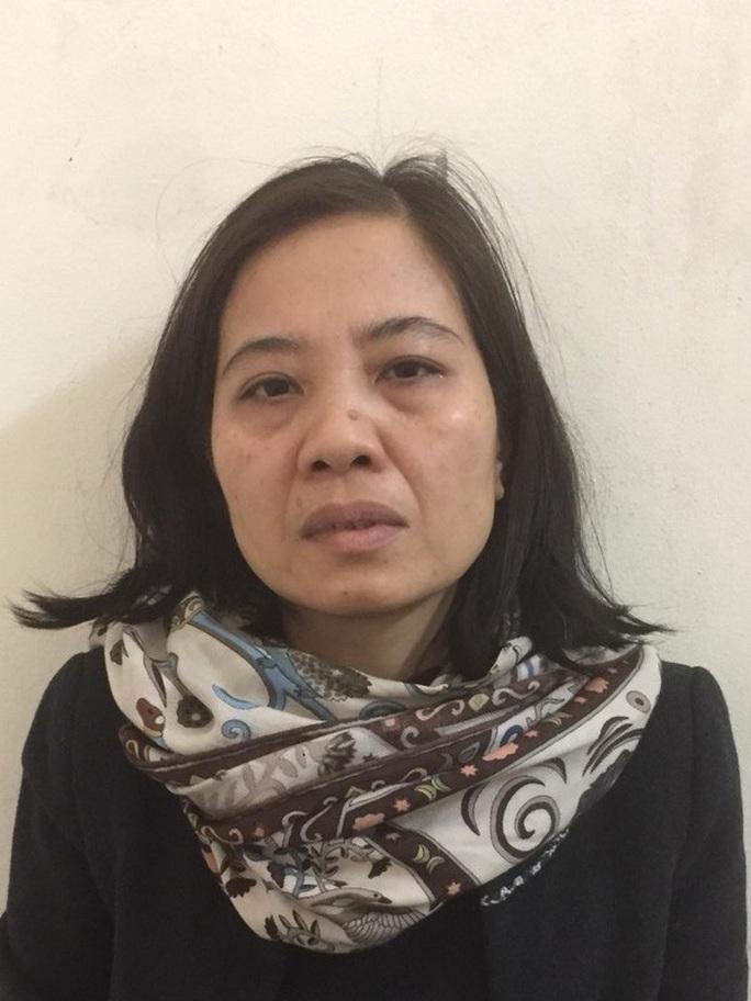 Bắt giam nữ Phó trưởng Phòng Quản lý giá thuốc, Cục Quản lý dược - Ảnh 1.
