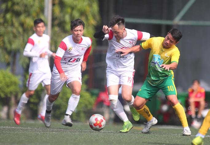 Lê Bảo Minh thắng kịch tính chung kết, đoạt chức vô địch Giải HUBA FOOTBALL - TONA CUP 2019 - Ảnh 1.