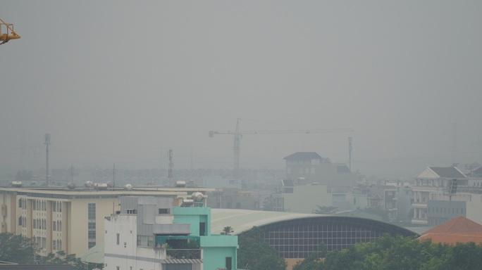 Người dân TP HCM hiện nay khó tiếp cận được thông tin về chất lượng không khí từ các cơ quan chức năng TP HCM