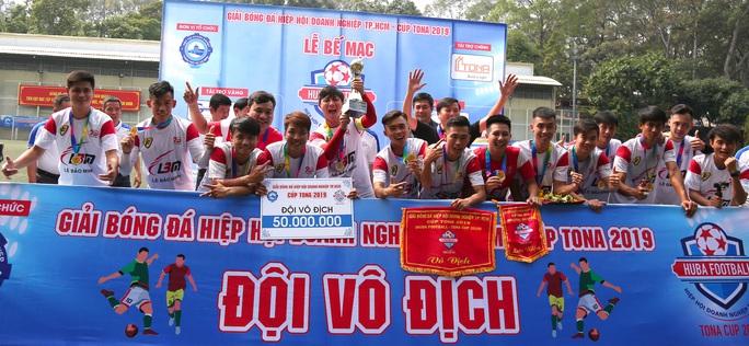 Lê Bảo Minh thắng kịch tính chung kết, đoạt chức vô địch Giải HUBA FOOTBALL - TONA CUP 2019 - Ảnh 2.