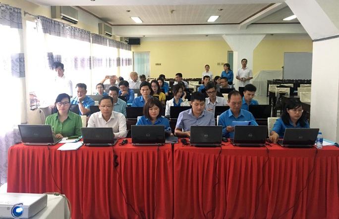 Quản lý đoàn viên bằng phần mềm tiện ích - Ảnh 1.
