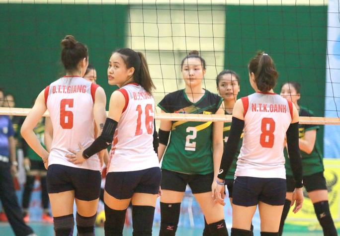Giải Vô địch bóng chuyền quốc gia 2019: Bất ngờ Kinh Bắc Bắc Ninh và VLXD Bình Dương - Ảnh 1.